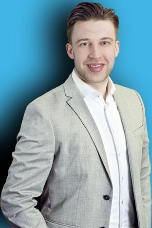 Bas de Vries - Accountmanager IT